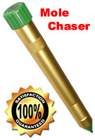 Molechaser - get rid of moles - on sale